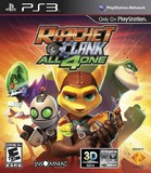 Ratchet & Clank: All 4 One (PlayStation 3)